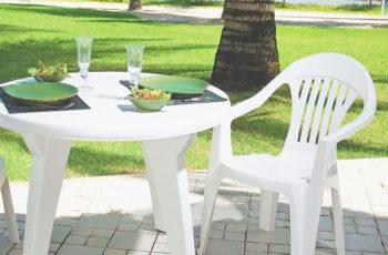 Os erros mais comuns ao comprar móveis de plástico para jardim