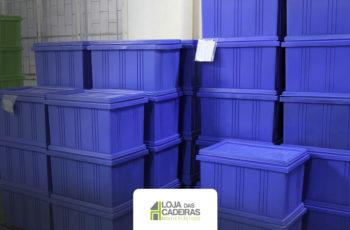 Caixas de plástico: conheça vantagens desse produto